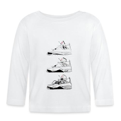 AJIV Destrukt - T-shirt manches longues Bébé