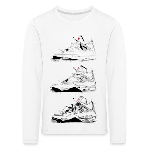 AJIV Destrukt - T-shirt manches longues Premium Enfant