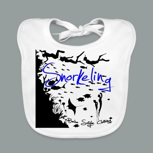 Snorkeling - Baby Bio-Lätzchen