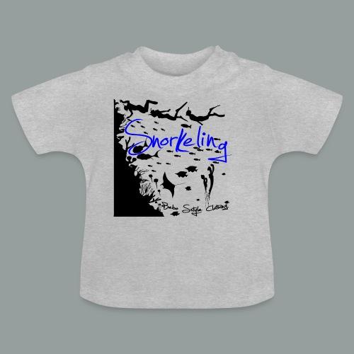 Snorkeling - Baby T-Shirt