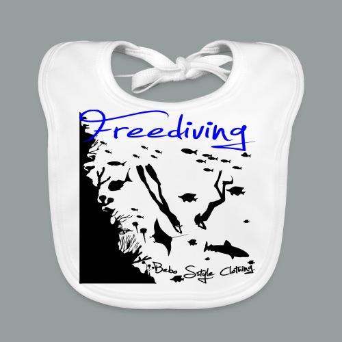 Freediving - Baby Bio-Lätzchen