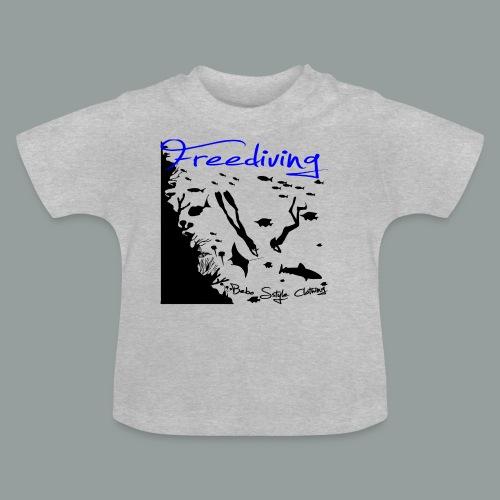 Freediving - Baby T-Shirt