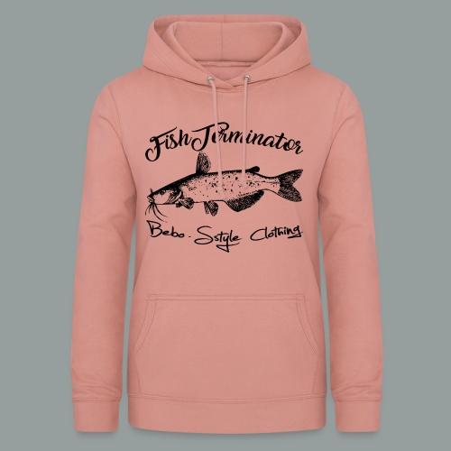FishTerminator - Frauen Hoodie