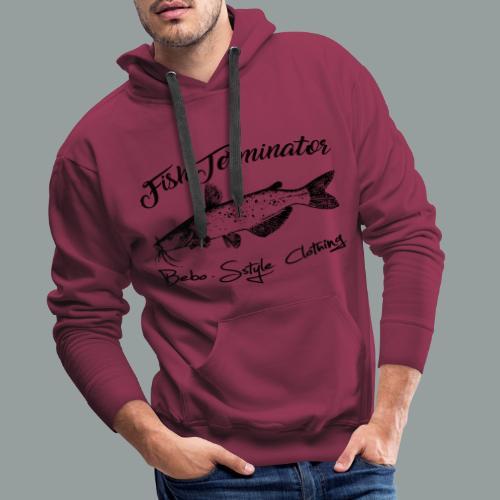 FishTerminator - Männer Premium Hoodie