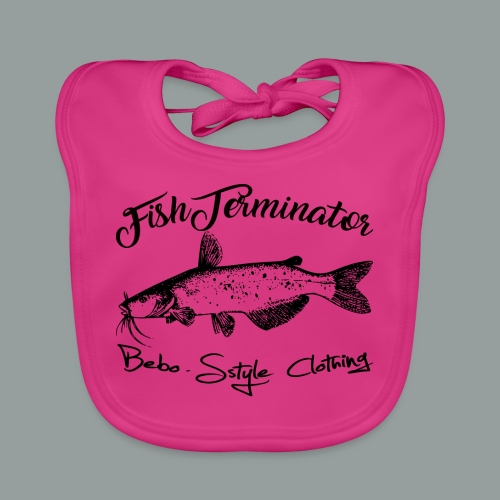 FishTerminator - Baby Bio-Lätzchen