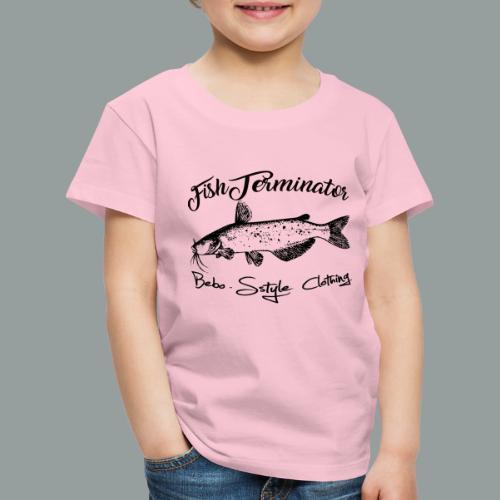 FishTerminator - Kinder Premium T-Shirt