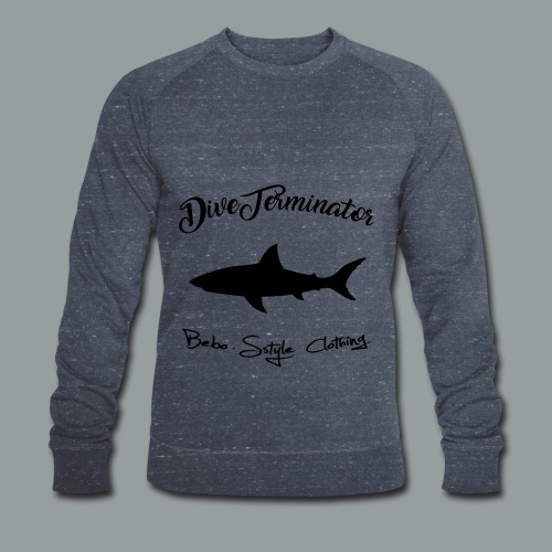 DiveTerminator - Männer Bio-Sweatshirt von Stanley & Stella