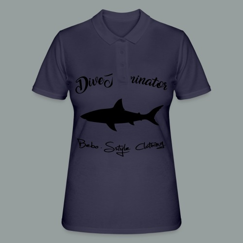 DiveTerminator - Frauen Polo Shirt