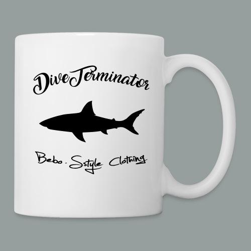 DiveTerminator - Tasse