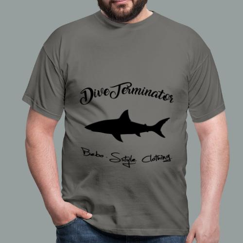 DiveTerminator - Männer T-Shirt