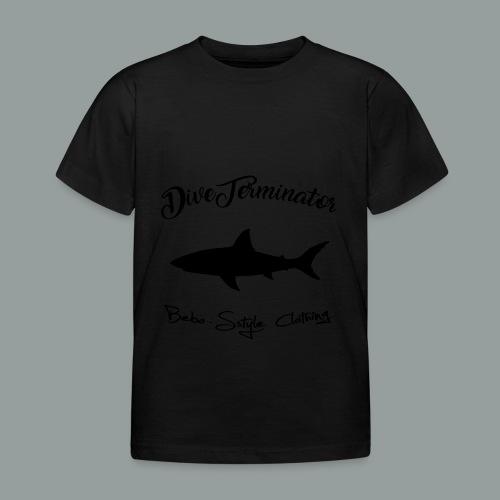 DiveTerminator - Kinder T-Shirt