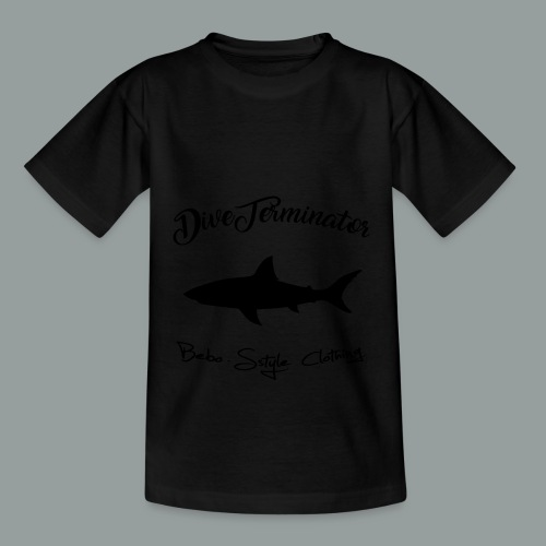 DiveTerminator - Teenager T-Shirt