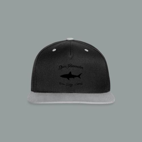 DiveTerminator - Kontrast Snapback Cap
