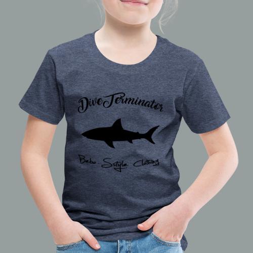 DiveTerminator - Kinder Premium T-Shirt
