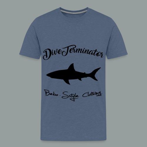 DiveTerminator - Teenager Premium T-Shirt