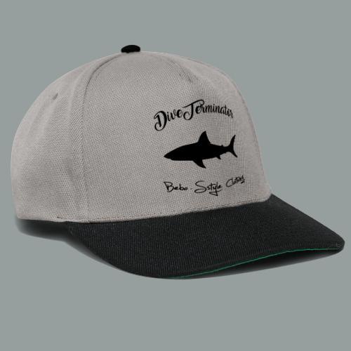 DiveTerminator - Snapback Cap