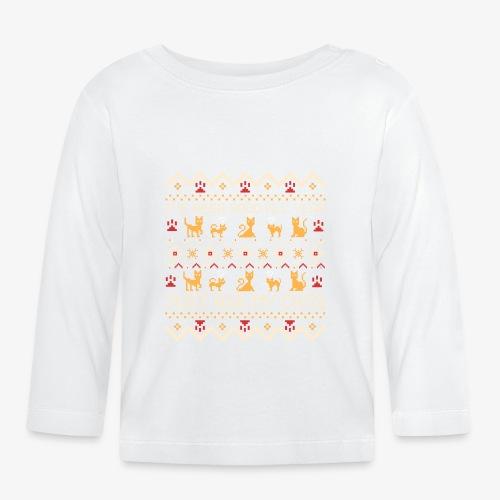 Vauvan pitkähihainen paita