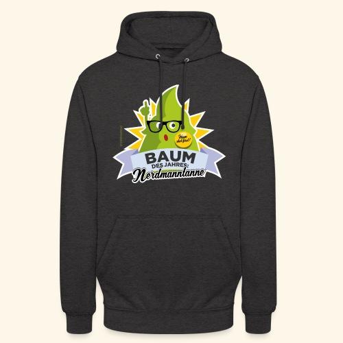 Geschenkidee: lustiges T-Shirt Nerdmanntanne - Unisex Hoodie