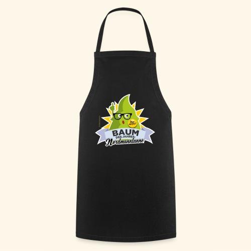 Geschenkidee: lustiges T-Shirt Nerdmanntanne - Kochschürze
