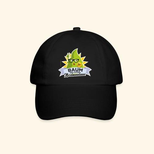 Geschenkidee: lustiges T-Shirt Nerdmanntanne - Baseballkappe