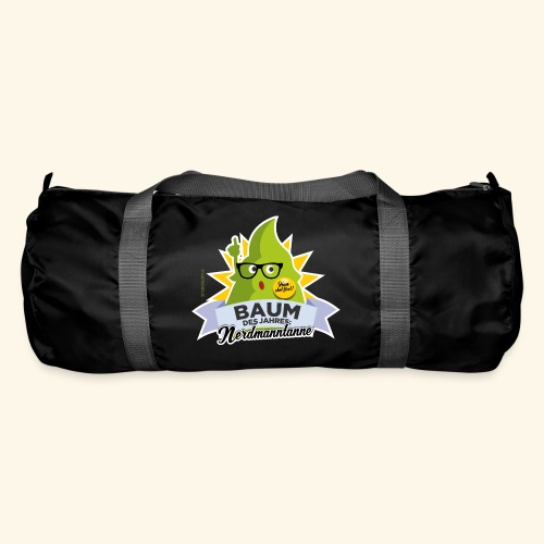 Geschenkidee: lustiges T-Shirt Nerdmanntanne - Sporttasche