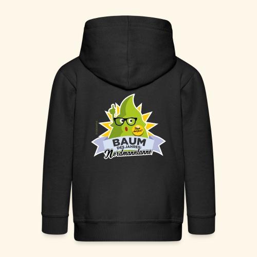 Geschenkidee: lustiges T-Shirt Nerdmanntanne - Kinder Premium Kapuzenjacke