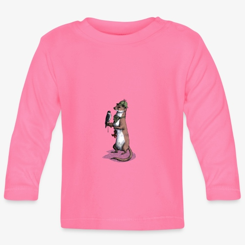 Weasel  - Baby Long Sleeve T-Shirt