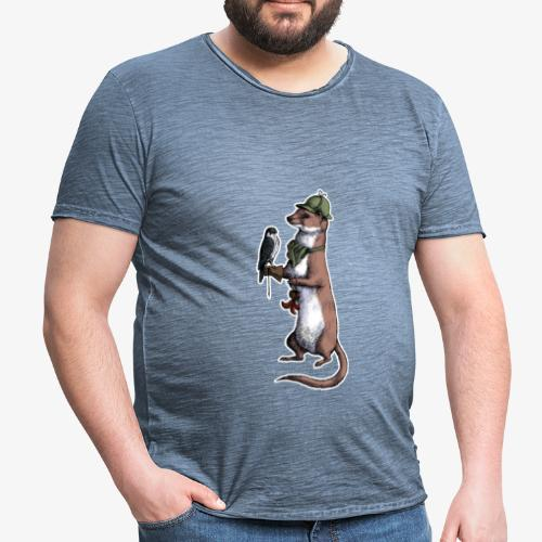 Weasel - Men's Vintage T-Shirt
