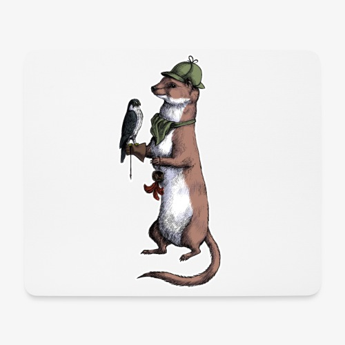 Weasel - Mouse Pad (horizontal)