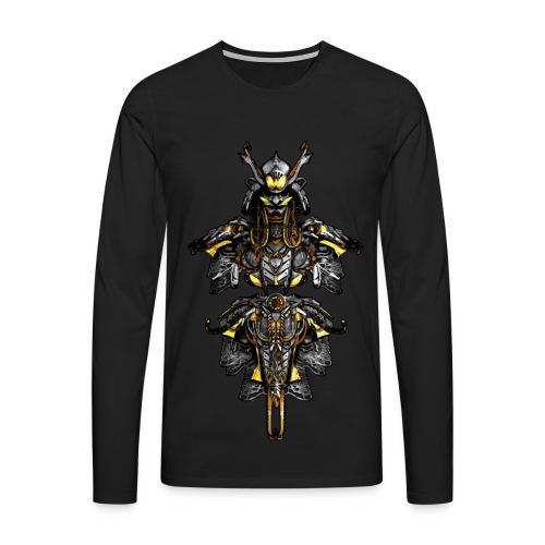 Wu High - T-shirt manches longues Premium Homme