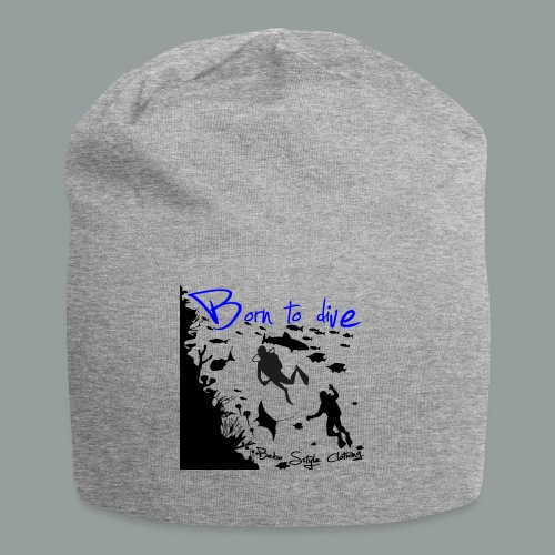Born to dive - Jersey-Beanie