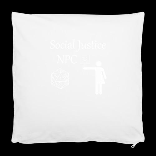 """Pillowcase 16"""" x 16"""" (40 x 40 cm)"""