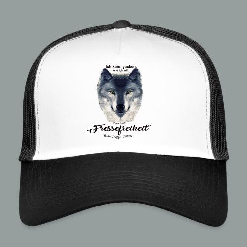 Fressefreiheit - Trucker Cap