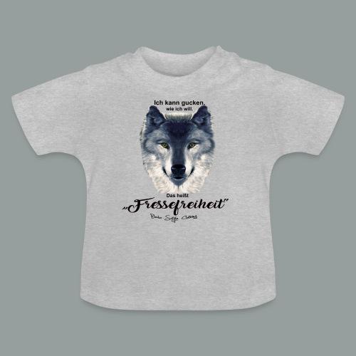 Fressefreiheit - Baby T-Shirt