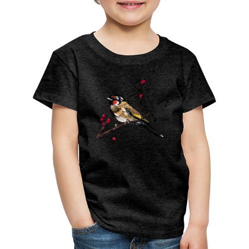 AutumnBird - Kinder Premium T-Shirt