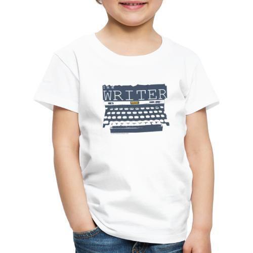 I´m a Writer - Premium-T-shirt barn