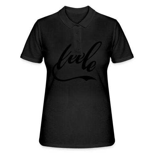 Leele in Cola-Style - Frauen Polo Shirt