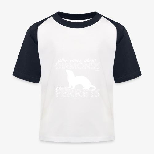 Lasten pesäpallo  -t-paita