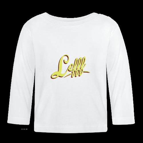 Lefff DGS Sprache - Baby Langarmshirt
