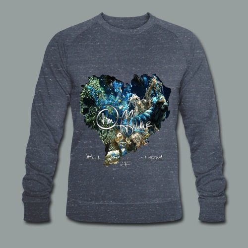 I`m offline - Männer Bio-Sweatshirt von Stanley & Stella
