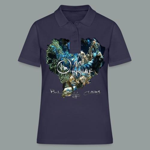 I`m offline - Frauen Polo Shirt