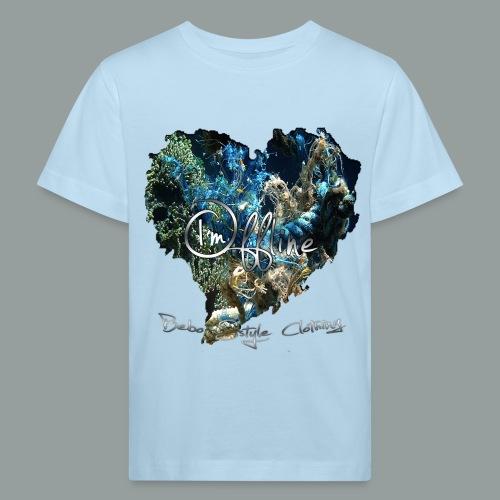 I`m offline - Kinder Bio-T-Shirt