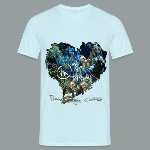 I`m offline - Männer T-Shirt