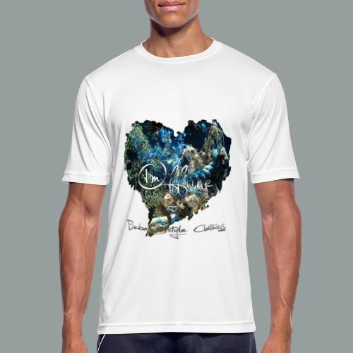 I`m offline - Männer T-Shirt atmungsaktiv