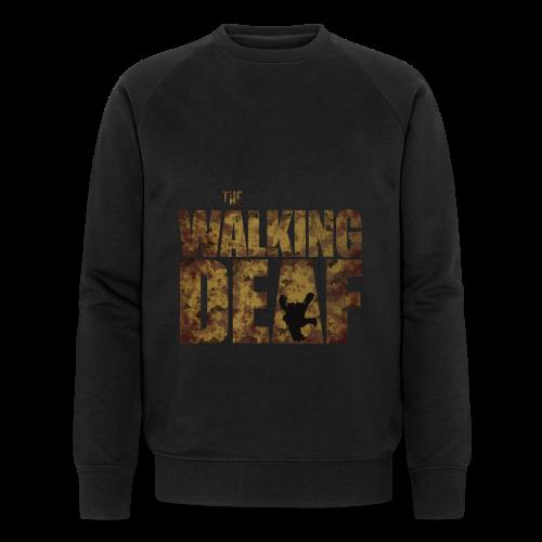 The Walking Deaf - Männer Bio-Sweatshirt von Stanley & Stella