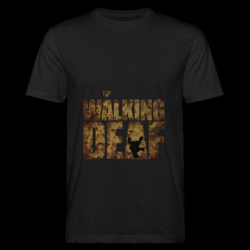 The Walking Deaf - Männer Bio-T-Shirt