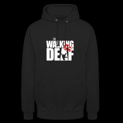 The Walking Deaf - Unisex Hoodie