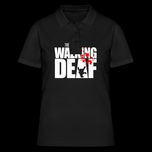 The Walking Deaf - Frauen Polo Shirt