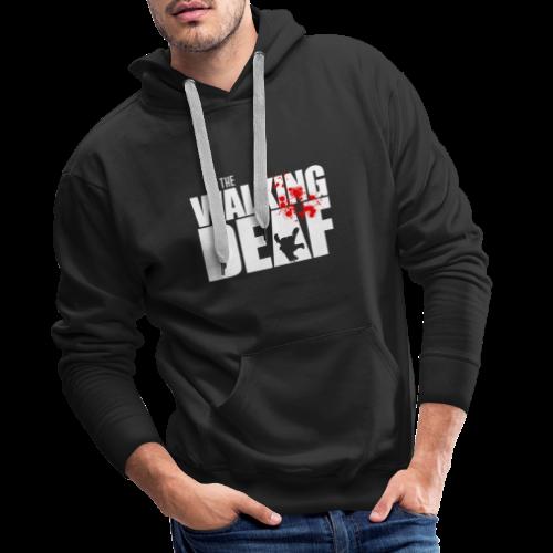 The Walking Deaf - Männer Premium Hoodie