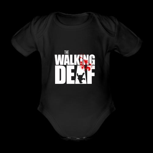 The Walking Deaf - Baby Bio-Kurzarm-Body